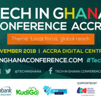Tech in Ghana Conference Accra 2018