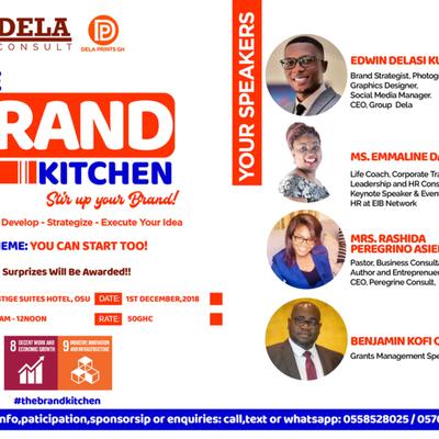 The Brand Kitchen