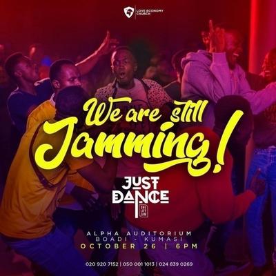 One Life Jam, Just Dance