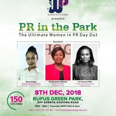 PR In The Park