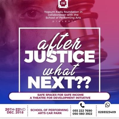 Yogsumkadu Foundation- AFTER JUSTICE WHAT NEXT; SAFE SPACES FOR SAFE INCOME