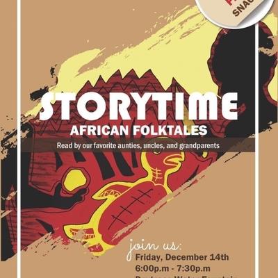 StoryTime (African Folktales)