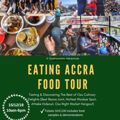EatingAccra Food Walking Tour
