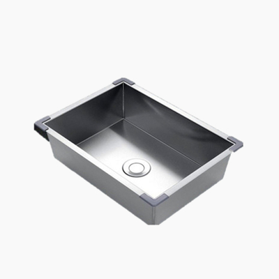 Stainless Steel Kitchen Sink with Drainbaord Cadia