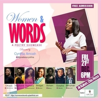 Women and Words, A Poetry Showcase
