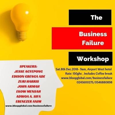Business Failure Workshop