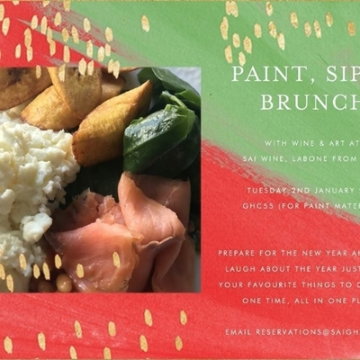 Paint, Sip & Brunch