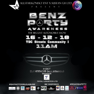 Benz Party Awareness 2018