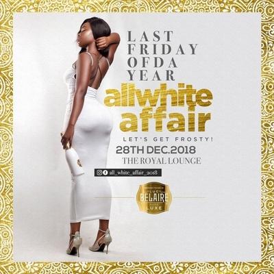 All white affair 2018 sunyani