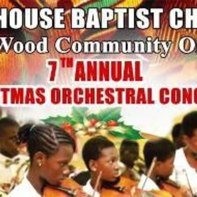 7th Annual Christmas Orchestral Concert