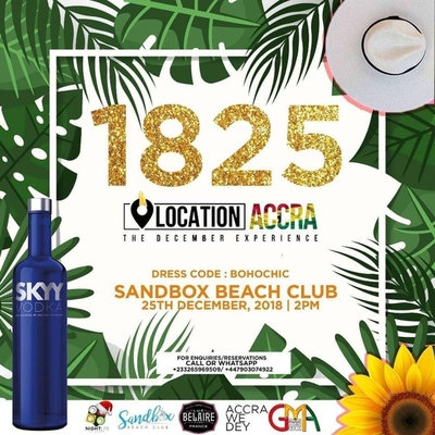 1825 Party