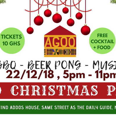 Christmas Party @ Agoo