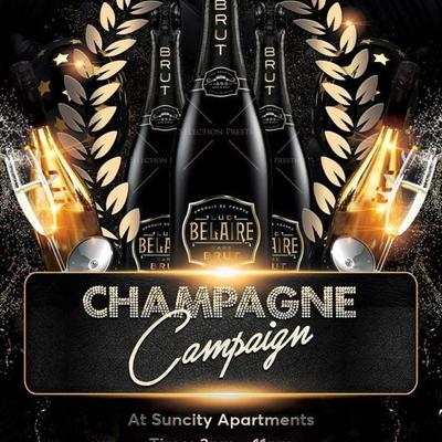 Champagne Campaign Ghana