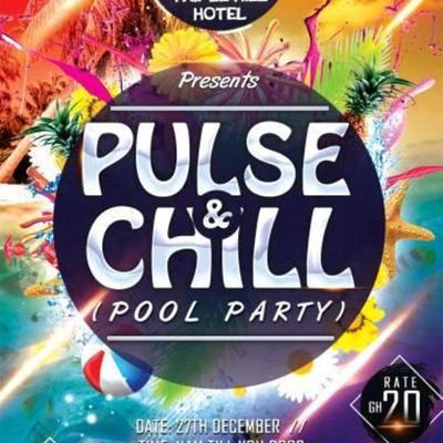 PULSE AND CHILL POOL PARTY