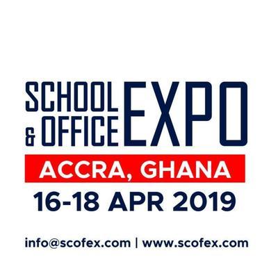 School & Office Expo 16-18 April 2019, Accra Ghana