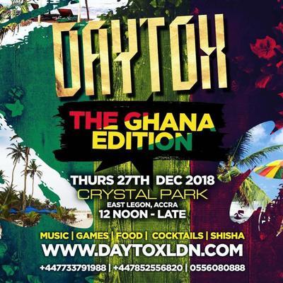 DAYTOX DAY PARTY - GHANA