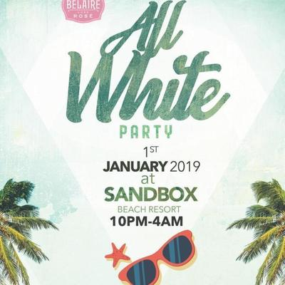 ALL WHITE PARTY BY ROBDEFINITIONS