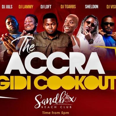 The Accra Gidi Cookout