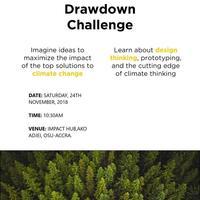Climate Drawdown Challenge Workshop