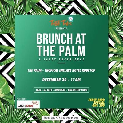 BRUNCH AT THE PALM