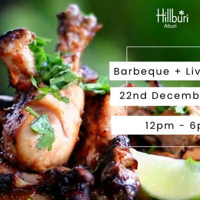 Barbeque + Live Music @ Hillburi Aburi