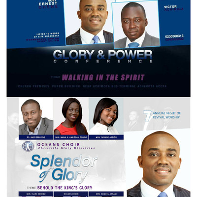 Glory & Power Convention/ Splendor Of Glory '18