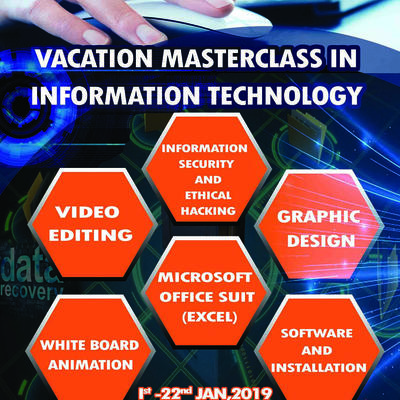 Short courses in Information Technology