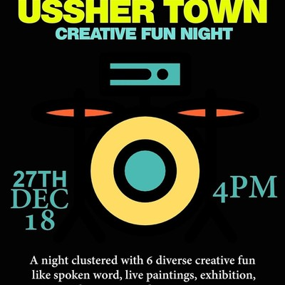 USSHER TOWN CREATIVE FUN NIGHT