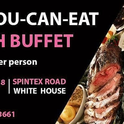 All You Can Eat Lunch Buffet