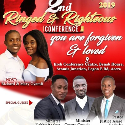 Ringed & Righteous Conference
