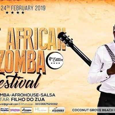 WEST AFRICAN KIZOMBA FESTIVAL 2019