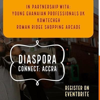 Diaspora Connect: Accra