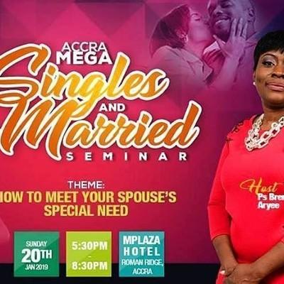 Accra Mega Singles & Married Seminar