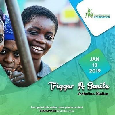 Trigger A Smile @Madina Market