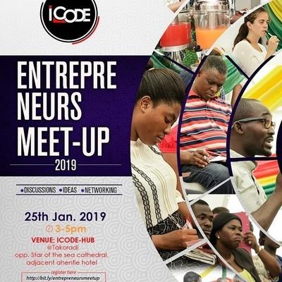 ENTREPRENEURS MEET-UP 2019
