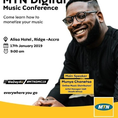 MTN Digital Music Conference