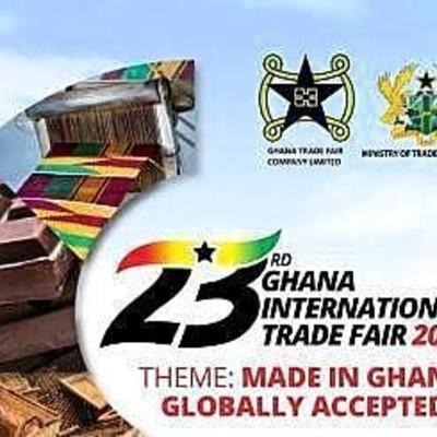 23rd Ghana International Trade Fair (till March 11)