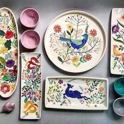 Wine & Art: Ceramic Painting