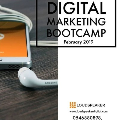 Digital Marketing BootCamp for Professionals