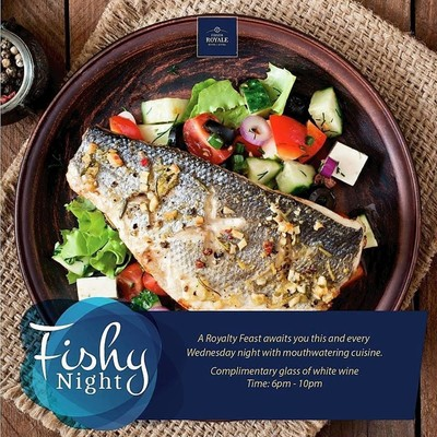 Wednesday Fishy Night