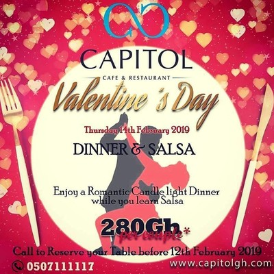 Capitol Valentine's Day