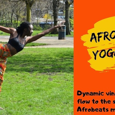 Afrobeats Yoga for All Levels!