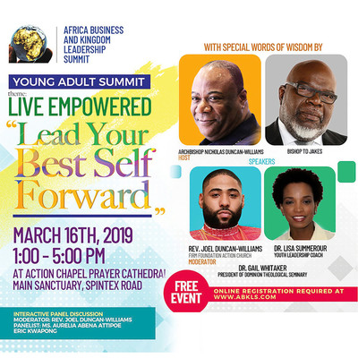 The Live Empowered Young Adults Summit