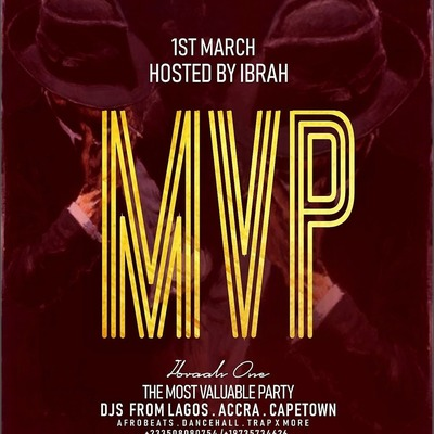 MVP - hosted  by IBRAH ONE