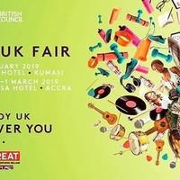 Study UK Fair Kumasi
