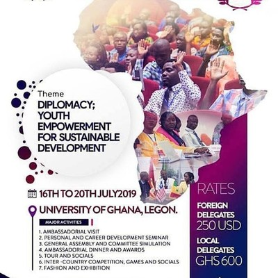 International Youth Diplomacy Conference (IYDC) 2019