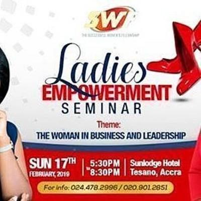 Ladies Empowerment Seminar