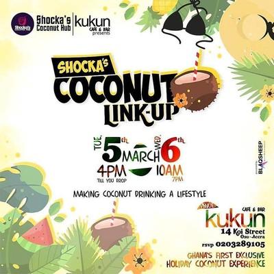 Shocka's Coconut Link up
