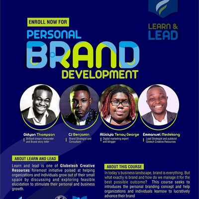 LEARN AND LEAD | PERSONAL BRAND DEVELOPMENT