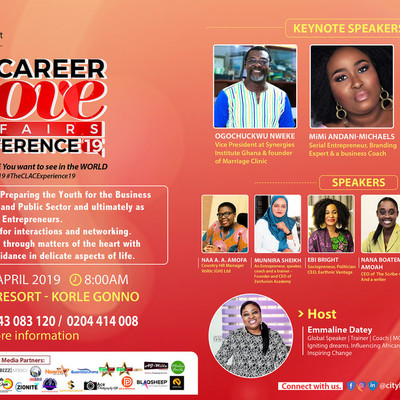 Career and Love Affairs Conference 2019
